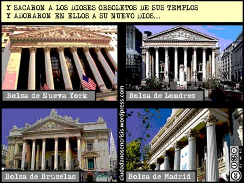 Nuevos templos para el dinero