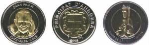 Monedas diner de Andorra