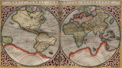 Mapamundi de Mercator