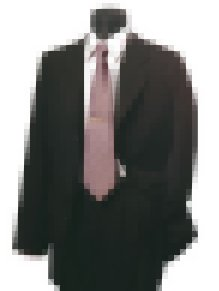 Traje pixelado