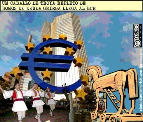 Un caballo de Troya en el BCE