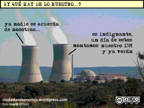 Ya nadie se acuerda de las centrales nucleares