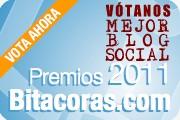 Premios 2011 Bitacoras.com