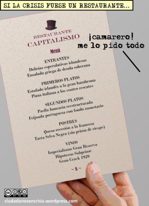 Restaurante Capitalismo