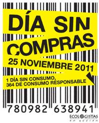 Día sin compras 2011