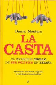 El libro que cuenta los privilegios d elos políticos en España