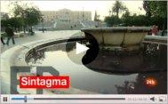 Sintagma, crisis a la griega (En Portada)