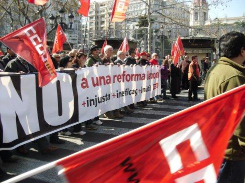 manifestación 19 febrero