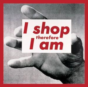consumo, luego existo