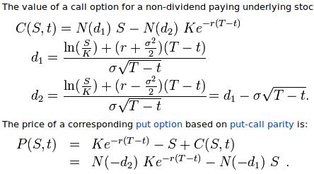 La ecuación que da pie a los desmadres financieros