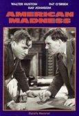 American Madness (Frank Capra)