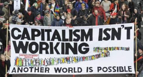 El capitalismo no está funcionando