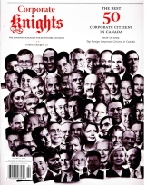 Revista Corporate Knights, por un capitalismo limpio