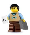 LEGO trabajador ERE