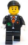 Figura de LEGO especulador financiero