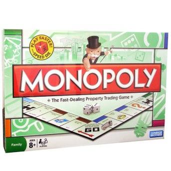 Caja del Monopoly