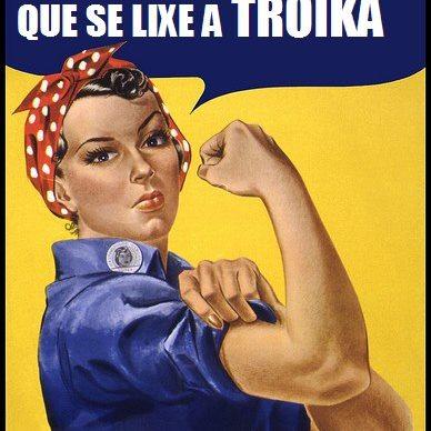 qué se joda la troika