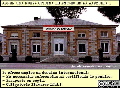 Oficina de Empleo La Zarzuela