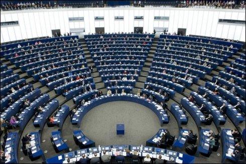 Imagen del europarlamento