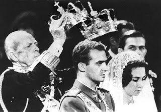 Boda de Juan Carlos y Sofía (1962)