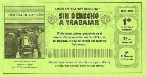 Pasquín Lotería 2014
